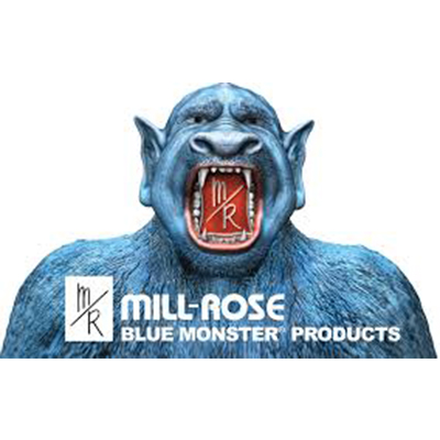 Blue Monster Logo